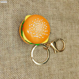 Cheeseburger Keychain / Bag Charm