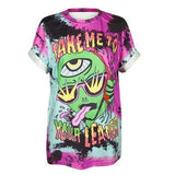 Take Me To Your Leader Tee, Innergalactic