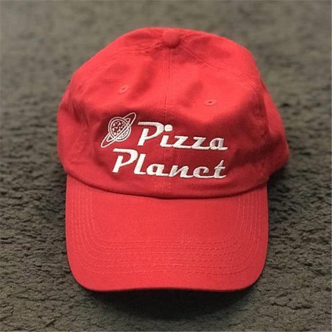 Retro Pizza Planet Delivery Boy Cap