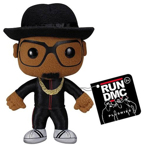 RUN DMC Darryl McDaniel (DMC) Plush Doll - Domestic Platypus