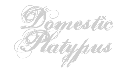 Domestic Platypus