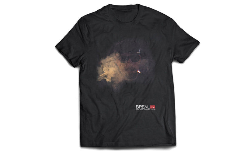 "BREAL.TV ""SMOKEOUT"" TEE"