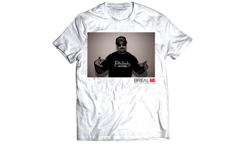 "BREAL.TV ""PHUNCKY FEEL ONE"" TEE"