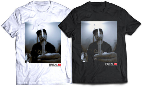 "BREAL.TV ""FIRST HIT"" TEE"