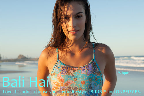 NEW! - Bali Hai - all styles in BIKINIS and ONEPIECES