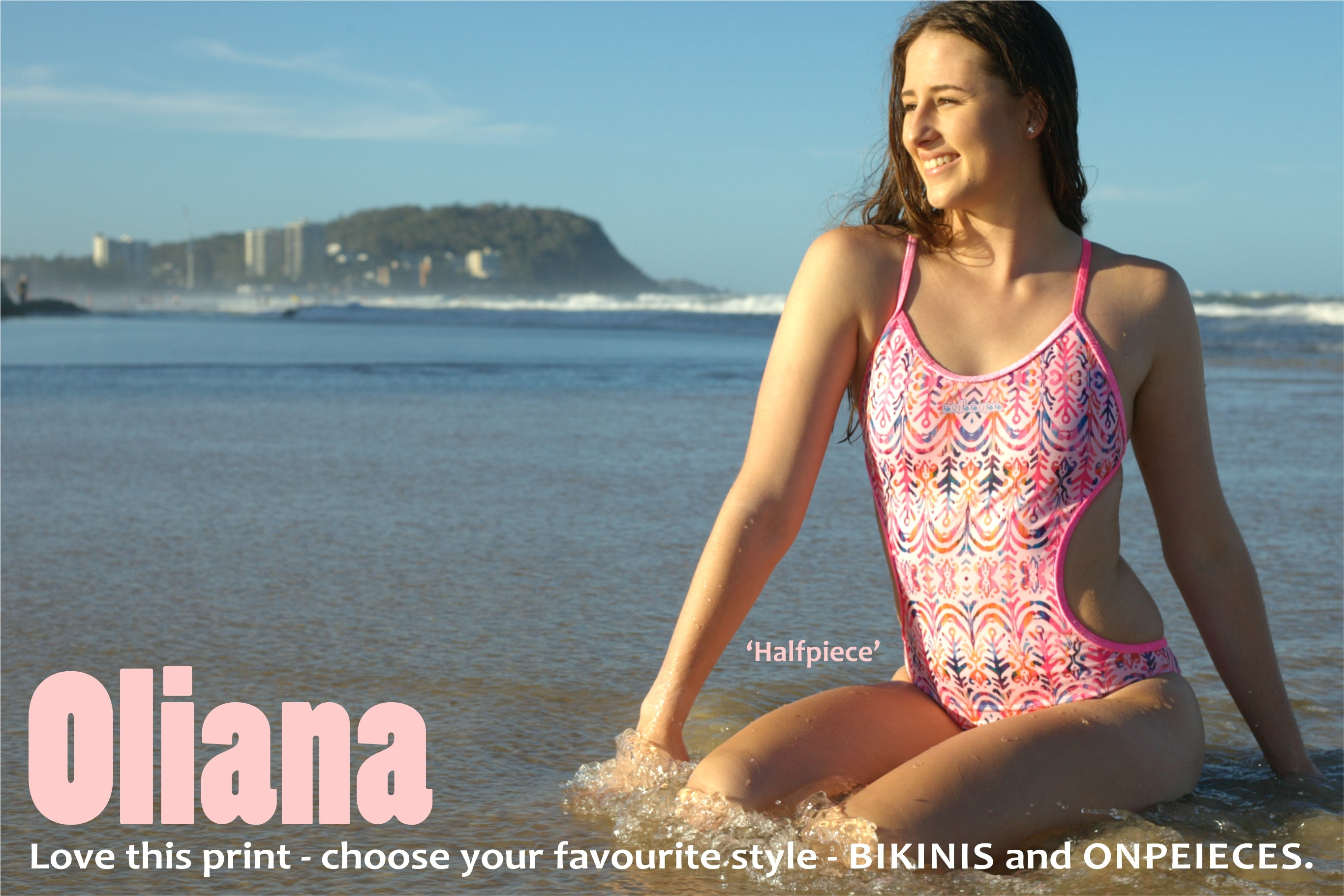 NEW! - Oliana - all styles in BIKINIS and ONEPIECES