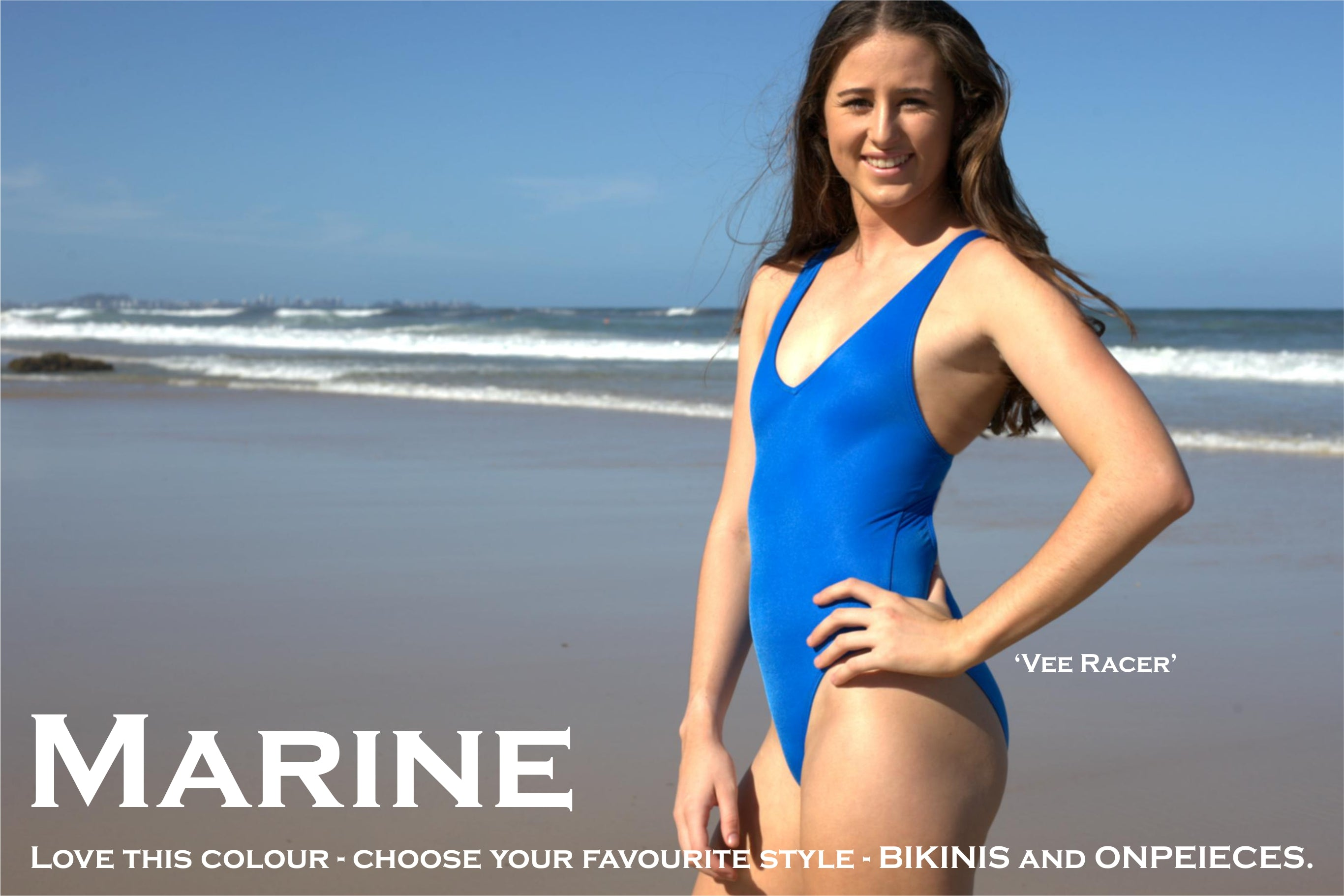 Marine  - all styles in BIKINIS and ONEPIECES