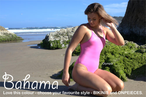 NEW! - Bahama - all styles in BIKINIS and ONEPIECES