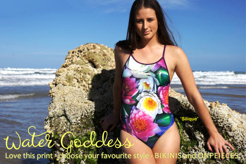 NEW! - Water Goddess - all styles in BIKINIS and ONEPIECES