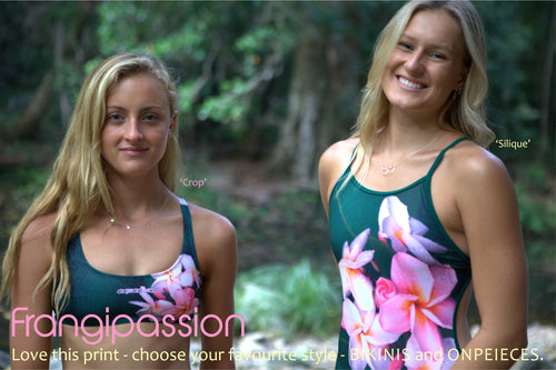 NEW! - Frangipassion - all styles in BIKINIS and ONEPIECES