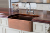 Copper Butler Sink - 640