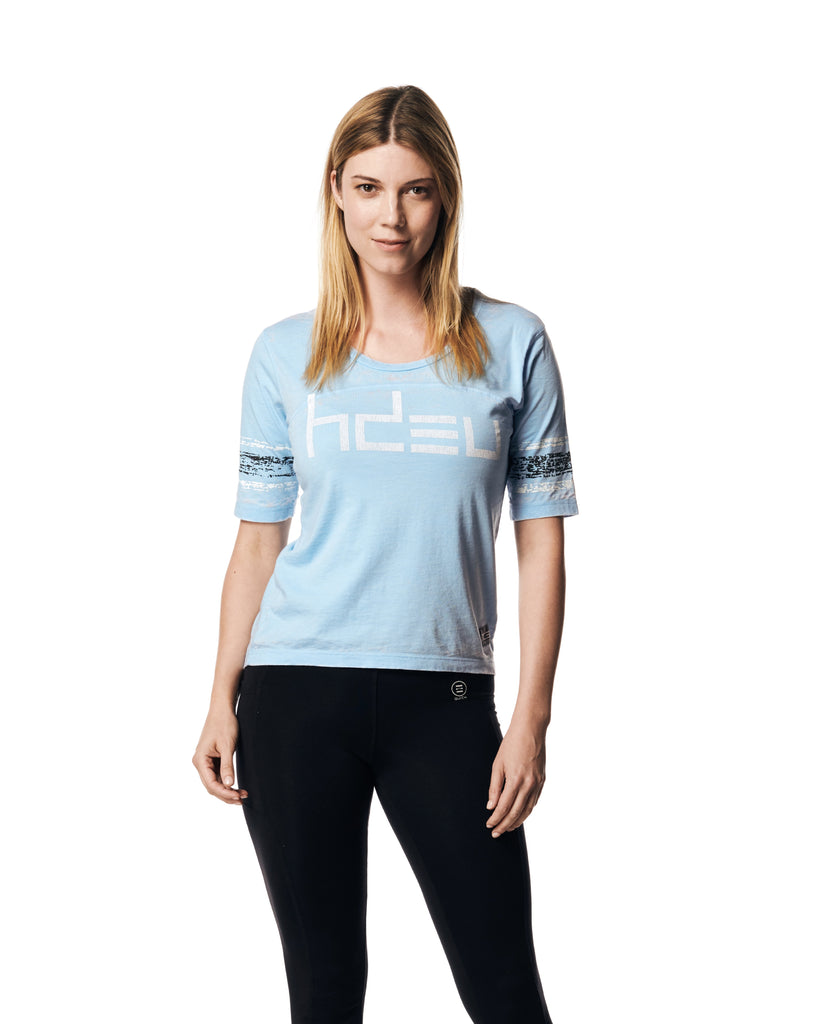1985 - Blue Burnout Women's T-Shirt