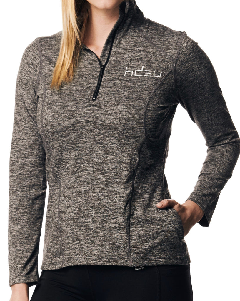 QUICK - Women's 1/4 Zip Jacket