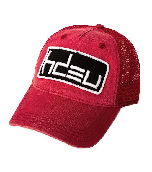 1985 - Red Curved Bill Hat