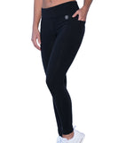 QUICK - Black Women's Training Pants