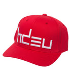 Classic - Red Flexfit Hat