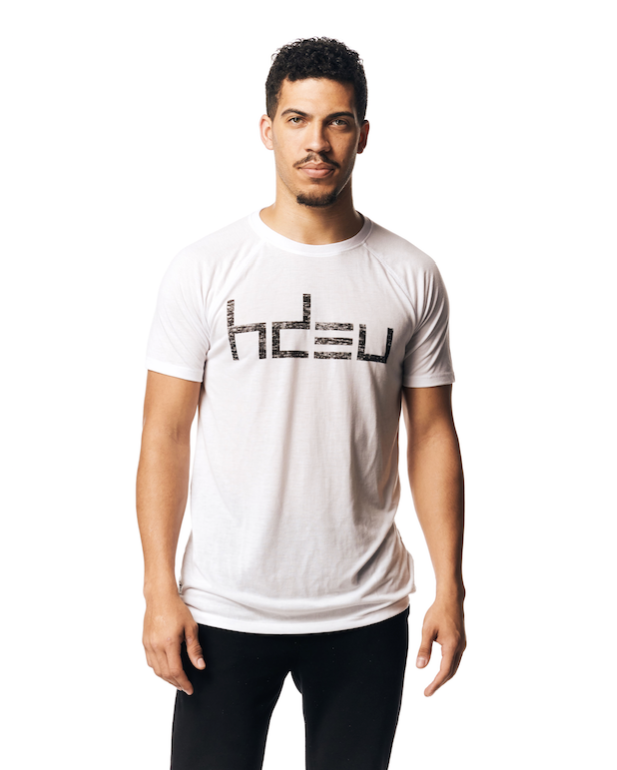QUICK - White Performance T-Shirt