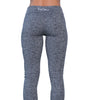 QUICK - Gray Women's Training Pants
