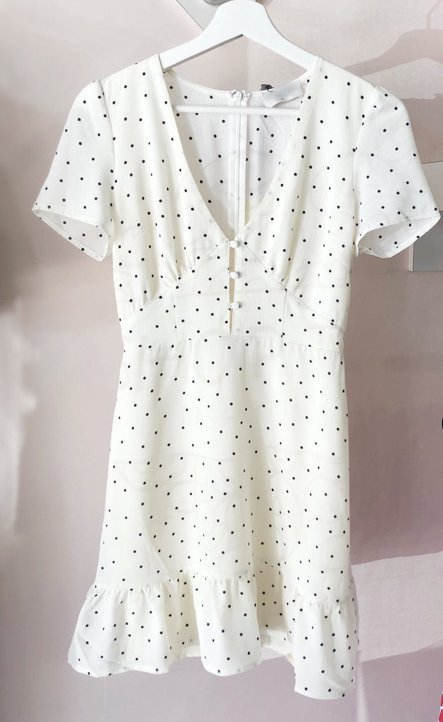 Delia Polka Dot dress