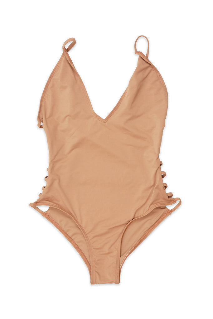 Candace Swimsuit (Rose)