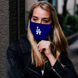 Fabric Face Mask - Royal Blue