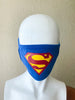 Face Mask - Superman