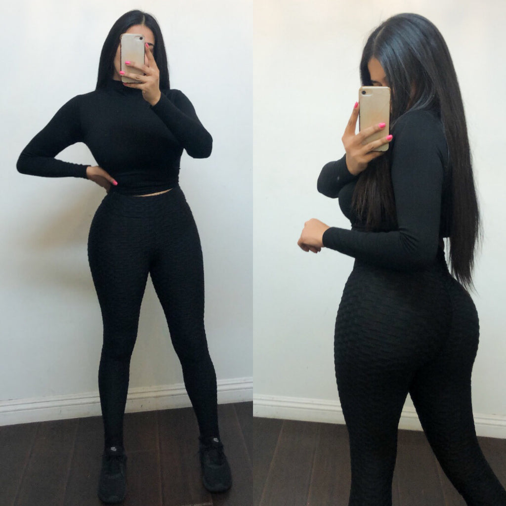 Becky Leggings - Black