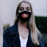 SF Fabric Face Mask
