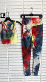 Becky Set - Tie Dye (5 Colors)