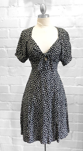 ISABEL print dress