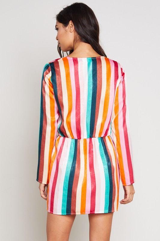 Tania Stripe dress