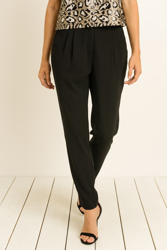 BRIE Pleated Pants