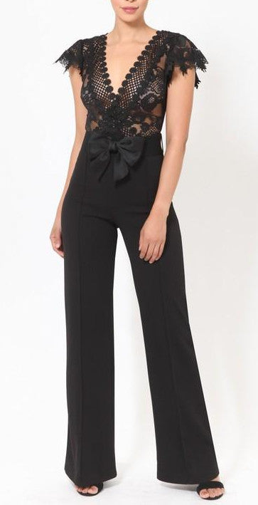 Ana Jumpsuit - Black