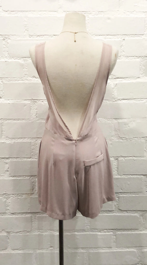 CINDY romper - Blush