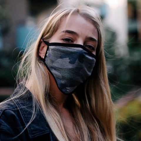 Fabric Face Mask - Whittier