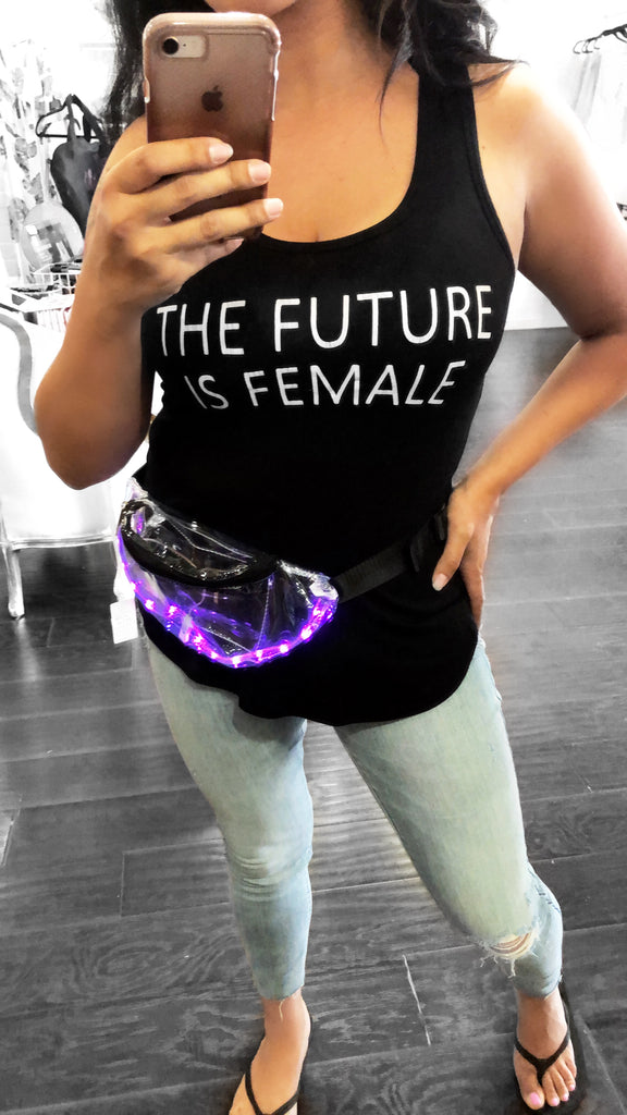 Light Up Fanny Pack