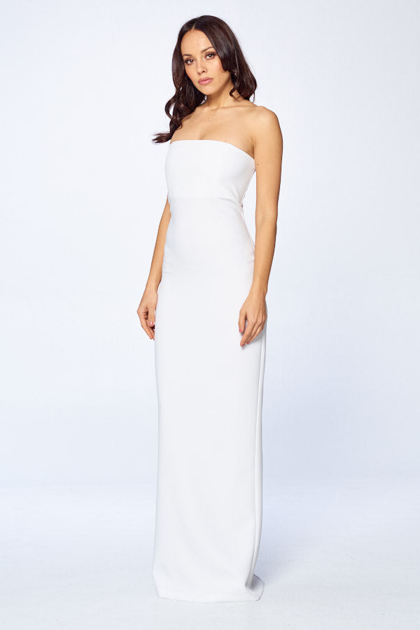 STACIE dress - White