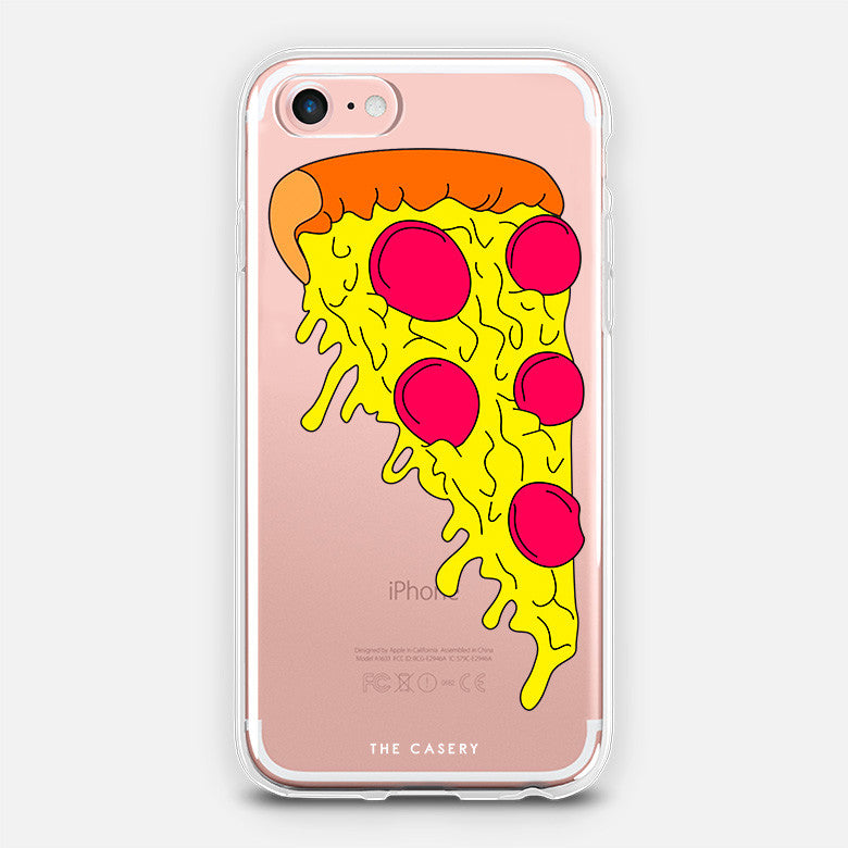 Melting Pizza - iPhone + Samsung Models