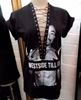 Tupac Lace up top
