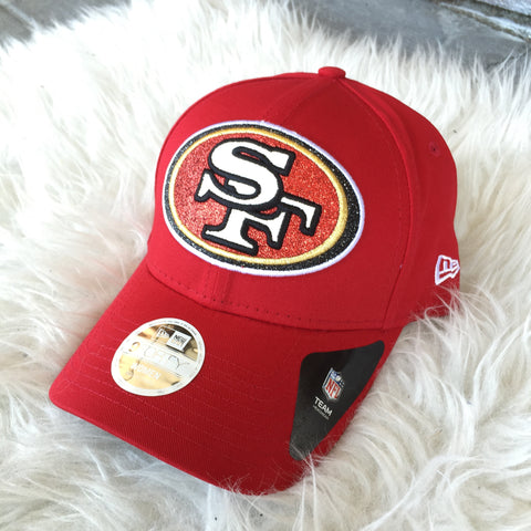 San Francisco 49ers Glitter Woman's Hat