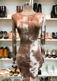 MELLY dress (Brown)