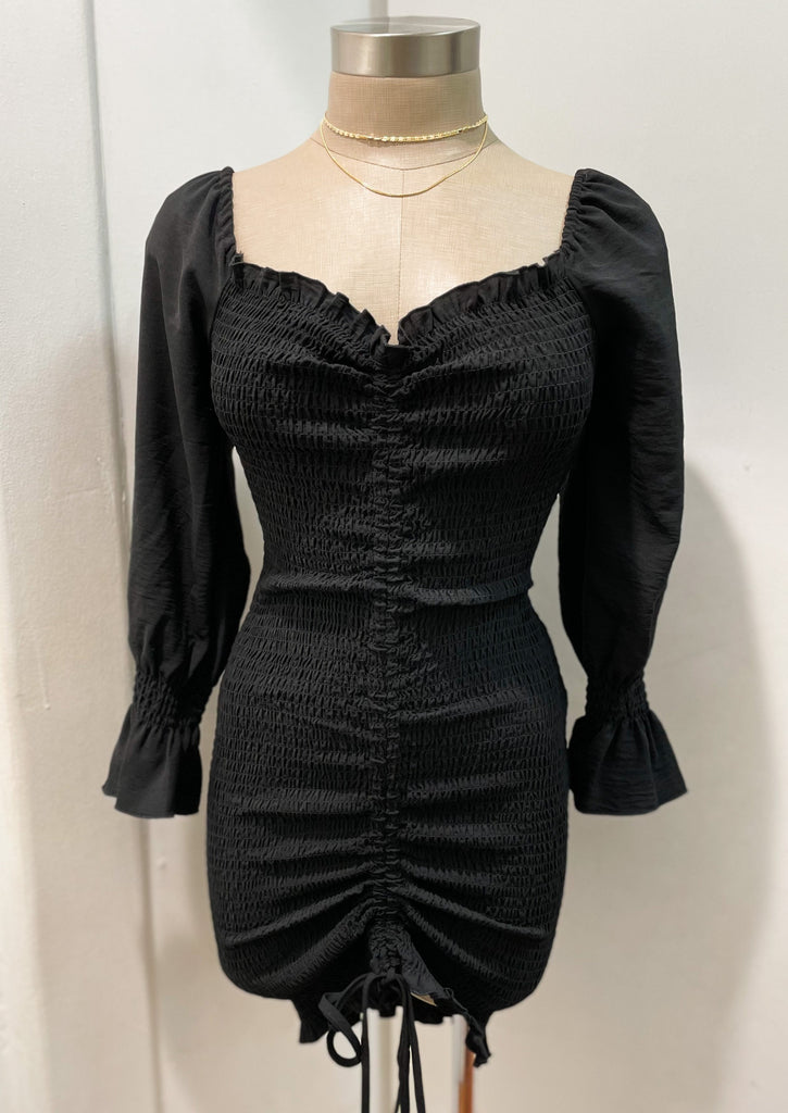 CLARISSA dress (Black)