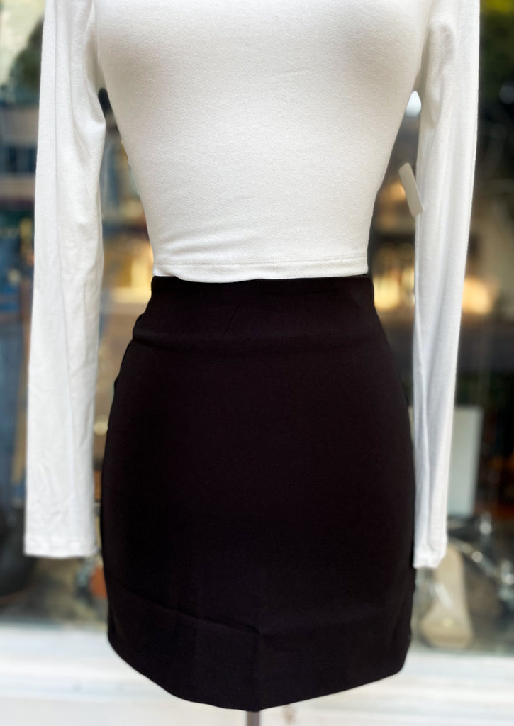MARTHA skirt (Black)