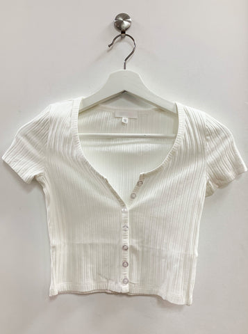 KATIE top (Off White)