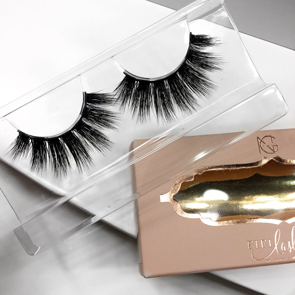 Silk Lashes - High Maintenance