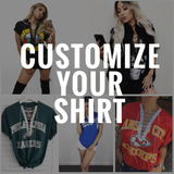 Customize Your Shirt