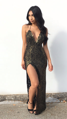 Havana Maxi Dress