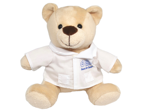 Scientist Teddy Bear