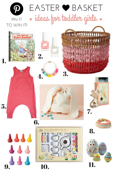 Easter basket ideas for toddler girls giveaway littlemissdessa littlemissdessa easter basket ideas for toddler girls negle Image collections