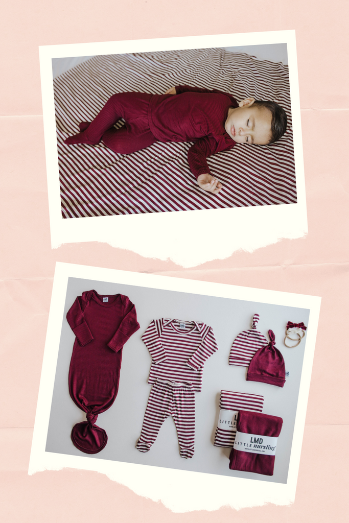 Newborn Baby Pajama Sets